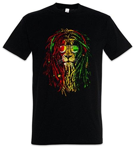 Rastafari Lion I T-Shirt - Größen S - 5XL