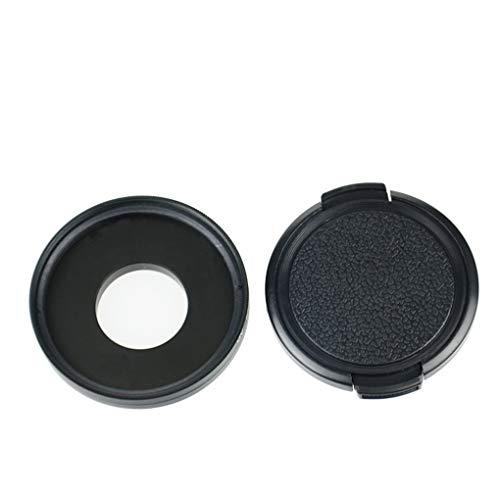 LEVEL GREAT 52mm Filteradapter Brille UV-Objektiv + Schutzkappe Tätigkeits-Videokameras Zubehör Ersatz für GoPro Hero3 3 + 4