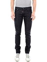 S74LA0689S30457470 Dsquared2 Jeans Homme Coton Bleu