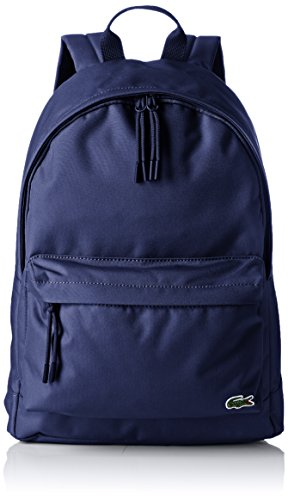 Lacoste NH1595NE, Bolsa para Hombre, Peacoat (Peacoat), 40.5 x 14 x 31 cm