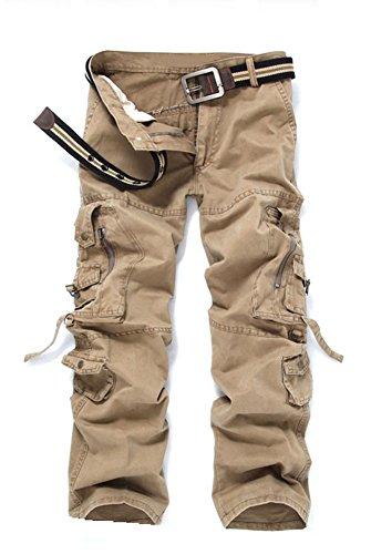 YX - Pantaloni - cargo - Uomo, UOMO, - 2