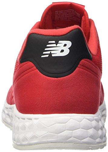 New Balance Nbmfl574rb, Chaussures de Sport Homme, Bleu, Taille Unique Rouge