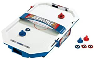 Tabletop Air Hockey Game. Furniture, Table, Room, Puck, Electronic, Arcade. Paddles, Toy bébé, nourrisson, enfant, jouet