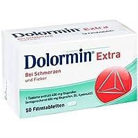 Dolormin Extra Tabletten, 50 St. preisvergleich bei billige-tabletten.eu