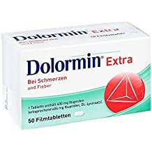 Dolormin Extra Tabletten, 50 St.