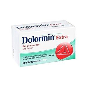 Dolormin extra, 50 St. Filmtabletten