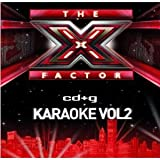 Easy Karaoke X-Factor Volume 2, used for sale  Delivered anywhere in Ireland