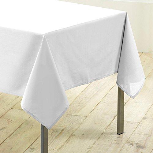 Nappe rectangulaire (L300 cm) Gamme Essentiel Blanc