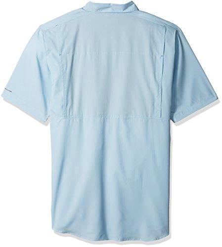 Columbia Mens Silver Ridge Lite Big & Tall Short Sleeve Shirt Oxygen