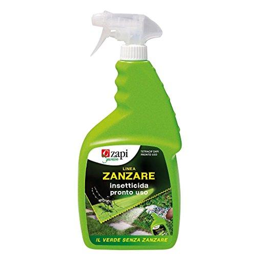 Insetticida zanzare pronto uso ml 1000 zapi ean: 8005831008258