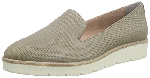Tamaris 24300, Damen Slipper, Grau (CLOUD PUNCH 266), 38 EU