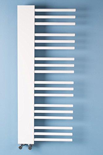 Wärmehaus Designer Handtuchheizkörper Badheizkörper 1085x450mm Weiß