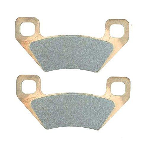 MGEAR Bremsbeläge 30-191-S, Einbauposition:Vorderachse rechts, Marke:für MASSEY-FERGUSON, Baujahr:2005, CCM:650, Fahrzeugtyp:ATV, Modell:MF 650 4WD Auto