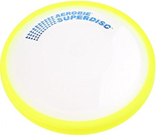 Aerobie 25 cm gelb Frisbee