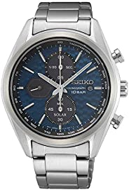 Seiko Analog Blue Dial Men's Watch-SSC8