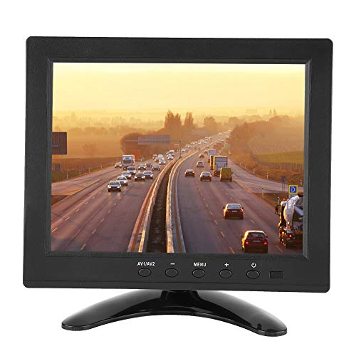 EBTOOLS Monitor de video LCD para automóvil
