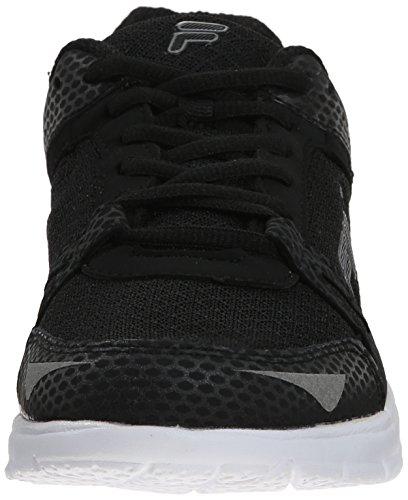 Fila Nrg scarpa da running Black/White/Dark Silver
