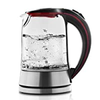 Electric kettle SWEET, JANO From Al Saif Company, 1.7 liter glass - JN1825