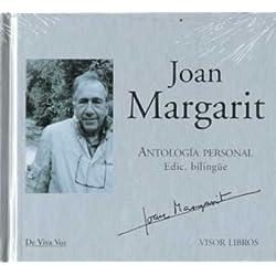 Antologia personal - joan margarit (+CD) (De Viva Voz)