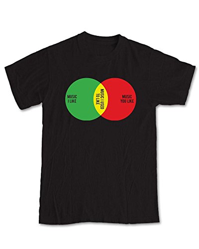 Vennesday Diagram IT Crowd T-Shirt