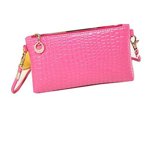 JIANGFU Paket,Frauen Messenger Crossbody Kupplung Schulter Handtasche C