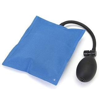 Auto Luftpumpe Wedge Pad Eintrag Aufblasbare Shim Auto Tür Fensteröffner Werkzeug Blau