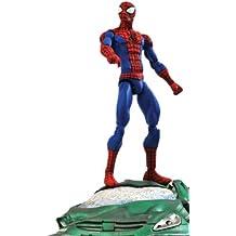 Diamond Marvel Select - Figura de acción (17 cm, edición especial para coleccionistas), diseño de Spider Man