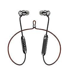 Sennheiser Momentum Free 507490 in-Ear Wireless Earphones (Black)