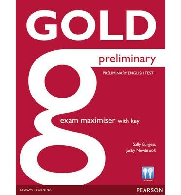 [(Gold Preliminary Maximiser with Key)] [Author: Sally Burgess] published on (March, 2013)
