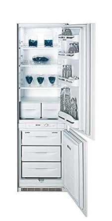 Indesit INCB310AID Réfrigérateur Blanc