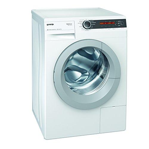 Gorenje W8665I/I Waschmaschine FL / A+++ / A / 8 kg / 1600 UpM / Weiß / Totaler Aqua stop / Senso Care-Waschsysteme / LED-Trommel-Innenbeleuchtung (Licht-haus 250)