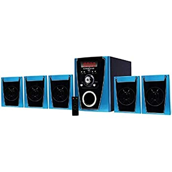 Krisons Polo 5.1 Bluetooth Home Theatre System