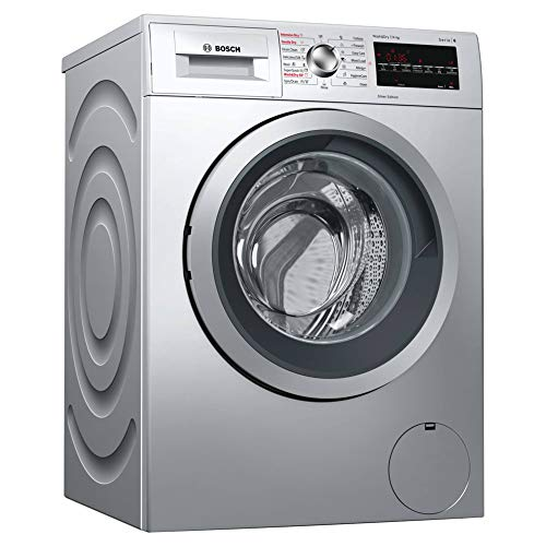 Bosch WVG3047SGB Freestanding A Rated Washer Dryer in Silver