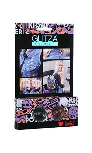 Knorrtoys GL7838 Glitza Fashion Rebel - Kit iniciación