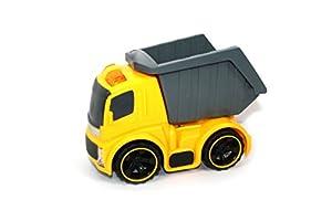 Due Esse mi007745-Camión Vehículos de Trabajo con luz y Sonidos