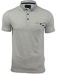 Dissident 'Dunbar' - Polo Homme Manches courtes Col avec boutons