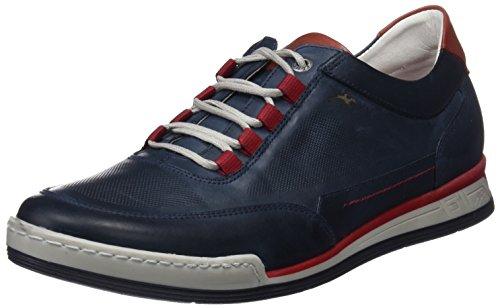 Fluchos ETNA, Zapatos Cordones Oxford Hombre, Azul