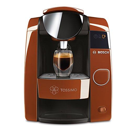 Bosch TAS4501 Tassimo Multi-Getränke-kaffeeautomat JOY (mit Brita Wasserfilter, Getränkevielfalt, 1-Knopf-Bedienung), Sweet Caramel / anthrazit - 5