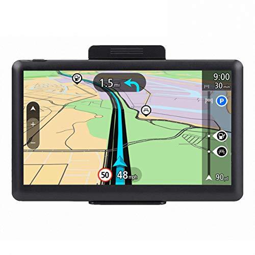 GPS Navigation für Auto 7 Zoll SAT-NAV Speichen Turn-to-Turn Navigationssystem für Auto Fahrzeug GPS Navigator Lebenslange kostenlose Karten (Auto Stereo-lcd-bildschirm Gps)