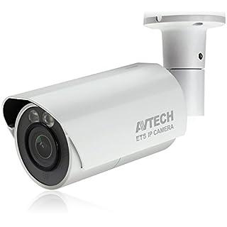 AVTECH Corporation avm3453Kamera IP Poe IR Deckenleuchte Varioobjektiv DWDR QXGA 3MP IP66avm3453