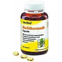 revoMed Nachtkerzenöl Kapseln 200St. preisvergleich bei billige-tabletten.eu