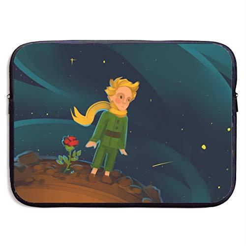 Laptop Messenger Raster Illustration. Handgezeichnete Art Handtasche Laptoptasche für MacBook Air Pro/HP 33-33,8 cm (13-13,3 Zoll), Mehrfarbig (Mehrfarbig) - 7408251718867