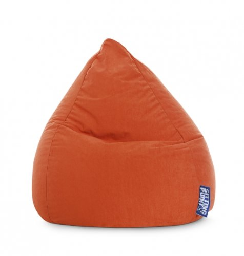 SITTING POINT only by MAGMA Sitzsack Easy L ca. 120 Liter orange (bis ca. 7 Jahre)