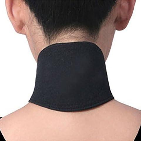 WINOMO Collo Pad terapia magnetica termico auto-riscaldante collare supporto
