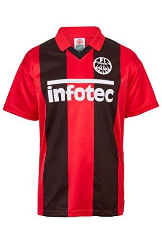 Eintracht Frankfurt Retrotrikot 1981 Home (M)