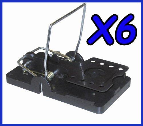 6-x-rat-trap-catching-heavy-duty-snap-mouse-e-trap-easy-set-bait-pest-catcher