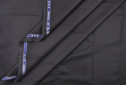 Raymond Formal Trouser Fabric For Men - Size: 1.3 Meters - Color : Black