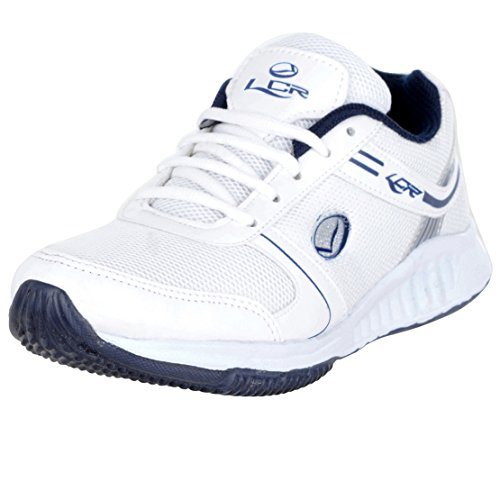 Lancer Men's White Navy Running Shoes Hydra-53-40