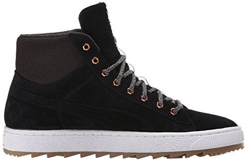 Sneaker Camoscio Classique Moda Puma Nero Nero tBw85