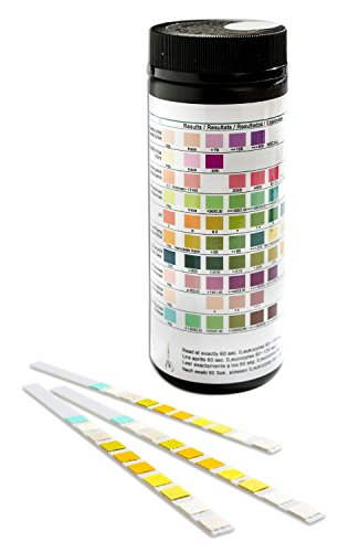 Health Mate 10 Parameter Professional/ GP Urinalysis usato  Spedito ovunque in Italia